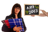 Abitur 2013 — Stock Photo