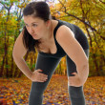 Sporty woman — Stock Photo #13647771