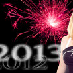 Yeni yıl arifesinde — Stok fotoğraf