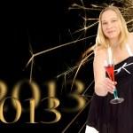 New Year 2013 — Stock Photo