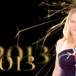 New Year 2013 — Stock Photo #13738697