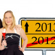 New Years Eve — Stock Photo #14158266
