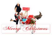 Tempo de natal — Foto Stock