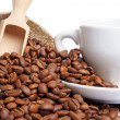 coffee beans — Stock Photo #16872071