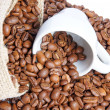 Coffee beans — Stock Photo #16872939