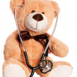 Teddy Bear — Stock Photo #17383909