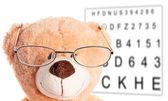 Oční lékař — Stock fotografie