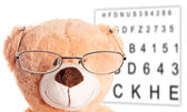 Göz doktoru — Stok fotoğraf