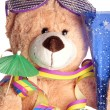 Teddy bear — Stockfoto #17838701