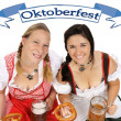 Munich Beer Festival — Stock Photo #18745477