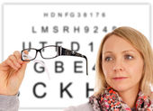 Eye Doctor — Stock Photo