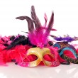 Stock Photo: Carnival masks
