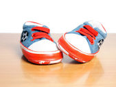 Baby Shoes — Foto Stock