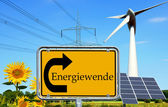 Energi förändring — Stockfoto
