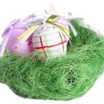 Easter nest — Stock Photo #22764974
