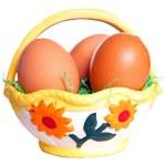 Easter nest — Stock Photo #22764992