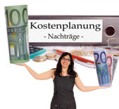 Business woman — Stock fotografie
