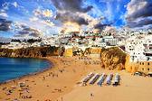 Wspaniałej plaży — Zdjęcie stockowe