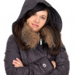 Winter clothes — Stock Photo