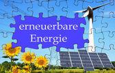 Renewable energy — Stok fotoğraf
