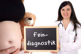 Fine diagnosis — Stock Photo