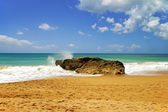 Wonderful beach — Stock Photo