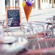 Ice cream shop — Stock Photo #29656439