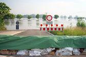 Flood protection — Stock Photo