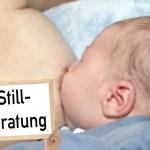 Breastfeeding Advice — Stock Photo #31511917