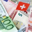 Swiss Bank Account — Stockfoto