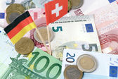 Swiss Bank Account — Stock Photo
