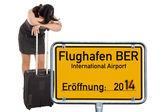 Aeroporto di Berlino Brandeburgo — Foto Stock