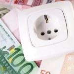Energy costs — Stock Photo