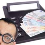 Euro Banknotes — Stock Photo #35112953