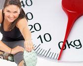 Zdrowy tryb życia — Zdjęcie stockowe