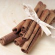 Cinnamon sticks — Stock fotografie