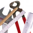Working tools — Stock Photo