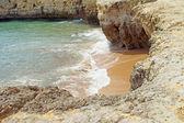 Costa atlantica — Foto Stock
