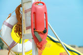 Life buoy — Stock Photo