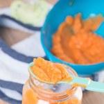 Baby food — Stock Photo #39044641