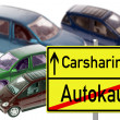 Carsharing — Stock Photo #39512369