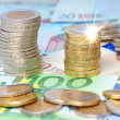 Euro Money — Stock Photo #39512379