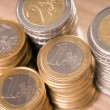 Euro Coins — Stock Photo #41721961