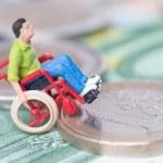 Wheelchair user — Stock Photo #42348891