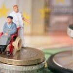 Wheelchair user — Stock Photo #43051037