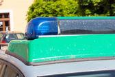 Police car — Stock Photo
