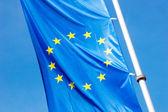 Europe flag — Stock Photo