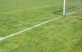 Futbol sahası — Stok fotoğraf