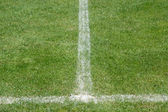 Voetbalveld — Stockfoto