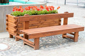 Sitting area — Stock Photo